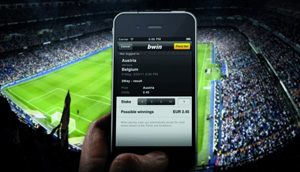 Mobile and Live Betting